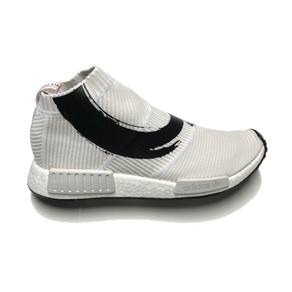 Adidas Nmd Cs Koi Fish Grey White Mens